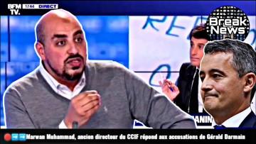 Le CCIF répond à Gérald Darmain après ses accusations de complicité