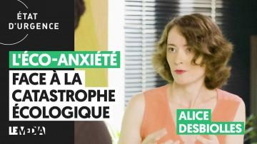 L'ÉCO-ANXIÉTÉ FACE À LA CATASTROPHE ÉCOLOGIQUE