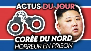 L'horreur en Corée du Nord, Samuel Paty, aide aux jeunes… Actus du jour