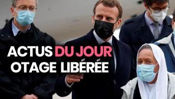L'otage Sophie Pétronin libérée, tensions aux USA, Ligue 1 en faillite… Actus du jour