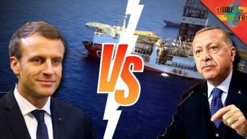Macron/Erdogan : La Bataille du gaz en méditerranée