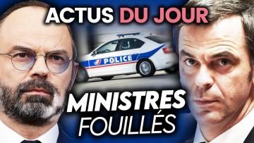 Ministres perquisitionnés, Rania décédée, annonces de Jean Castex… Actus du jour