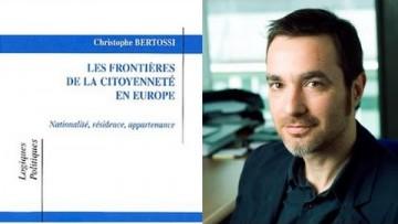 Multiculturalisme et citoyenneté. La crise de l'intégration en France – Christophe Bertossi