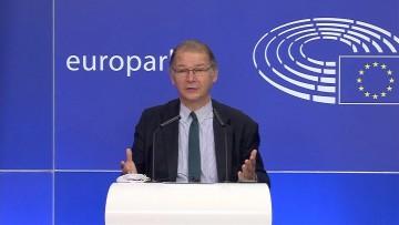 Point presse de Philippe Lamberts, co-pdt des Verts, sur la Loi Climat et le mécanisme Etat de droit