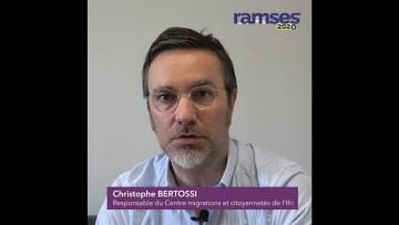 Quelle gouvernance mondiale des migrations ? RAMSES 2020