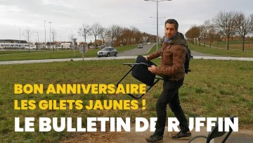 #BDR85 : Sécurité globale & occupation des facs : bon anniversaire les Gilets jaunes !