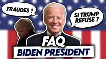 Biden président, clarification sur le fonctionnement des Etats-unis