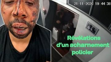 Cette folle scène de violences policières aurait pu rester cachée