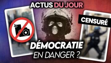 """Droits de l'Homme menacés en France selon l'ONU, loi """"sécurité globale"""", Italie… Actus du jour"""