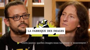Gilets jaunes: quelles images nous racontent le mouvement ?