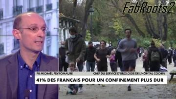 Pr Michaël Peyromaure «On va massacrer un pays pour sauver 30 000 vies »