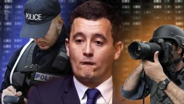 [ZAP] LOI SÉCURITÉ GLOBALE 2/3 : Darmanin VS Liberté de la Presse