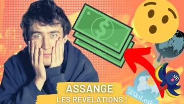 10 révélations INCROYABLES de Wikileaks ! 😍😮 | #freeAssange 2/5