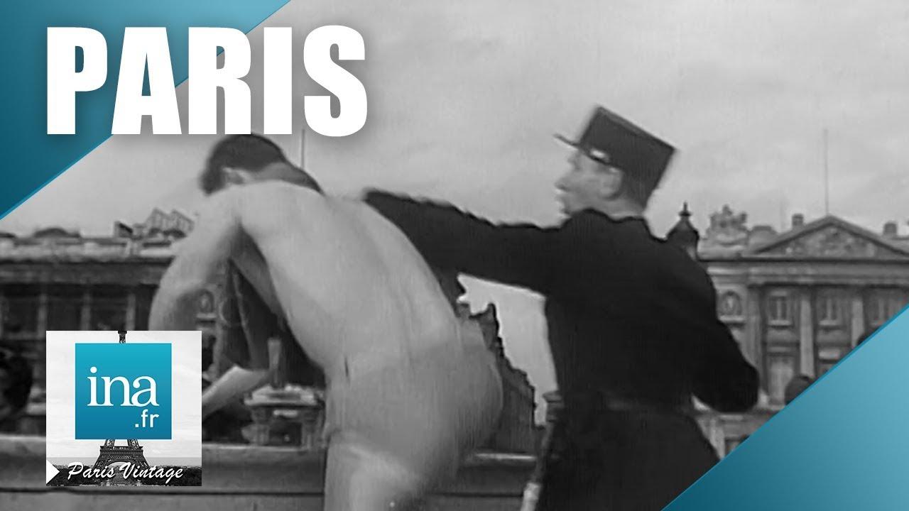 1949 : les contraventions volantes à Paris
