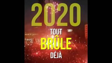2020, UN AN DE RÉVOLTE MONDIALE
