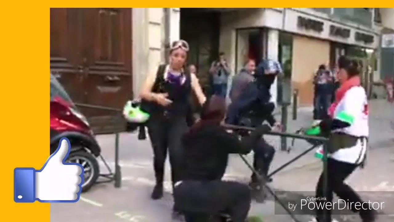 #Acte 29#Le commissaire de police de Toulouse pète un plomb…