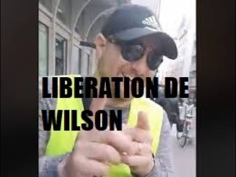 ACTE 37 GILET JAUNE LIBÉRATION DE WILSON PEAGE ST ARNOULD
