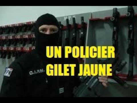 ACTE 59 UN POLICIER GILET JAUNE