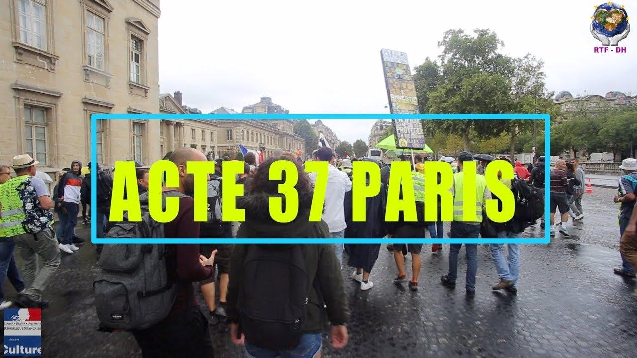 Acte XXXVII PARIS