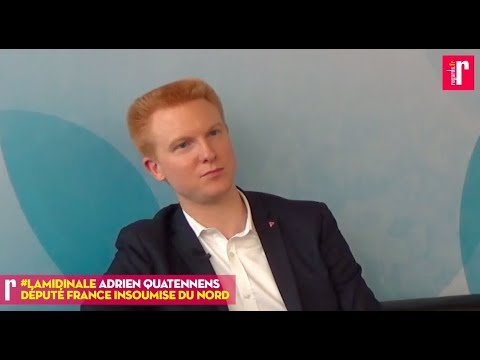 Adrien Quatennens : « L'acte 1 d'une campagne municipale ne doit pas être un accord entre partis »