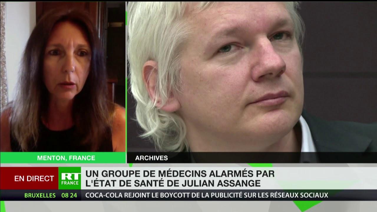 Affaire Julian Assange : «Un prisonnier politique en Europe qui n'a commis aucun crime»