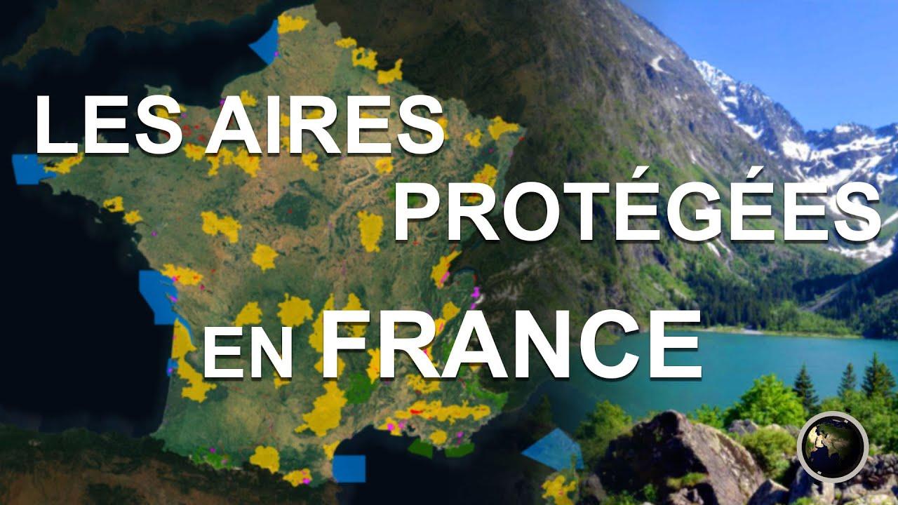 AIRES PROTÉGÉES EN FRANCE : ÉTAT DES LIEUX