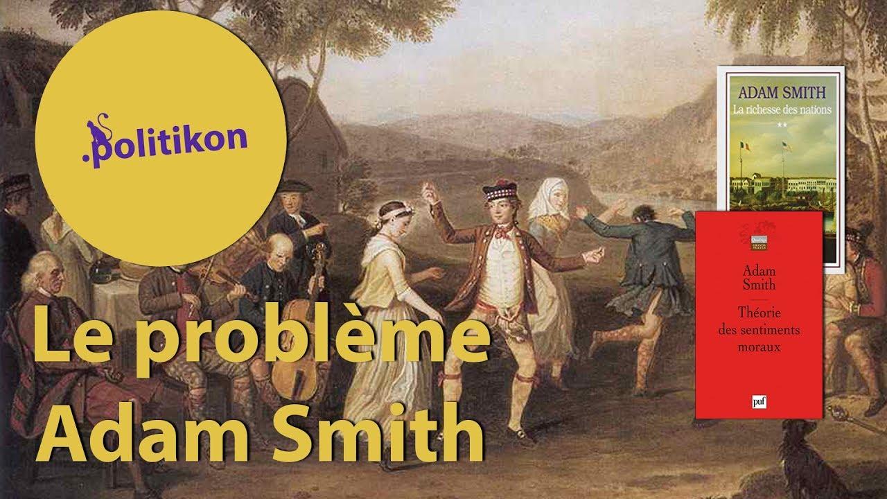 """""""Altruisme ou égoïsme ?"""" – Le problème Adam Smith – Politikon #14"""