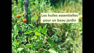 Aroma-Déclic : les huiles essentielles pour le jardin