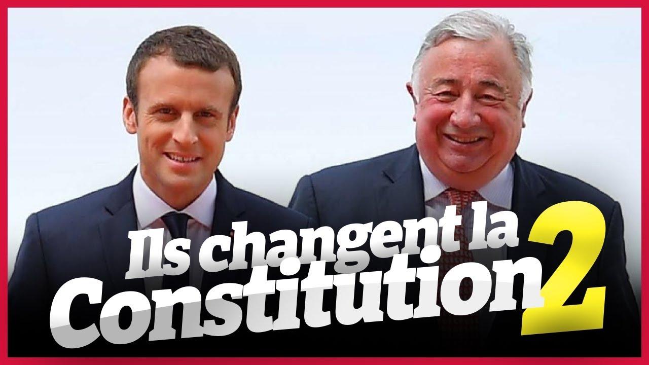 BACK TO THE RÉFORME CONSTIT'
