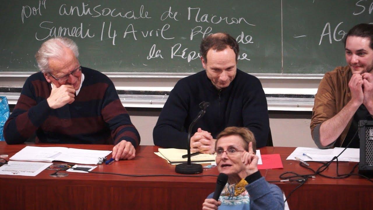 Bernard Friot et Frédéric Lordon Conférence : Commune Libre de Tolbiac – PART 2