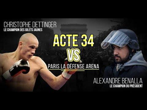 Bilan Cagnotte Police & Boxeur Christophe Dettinguer