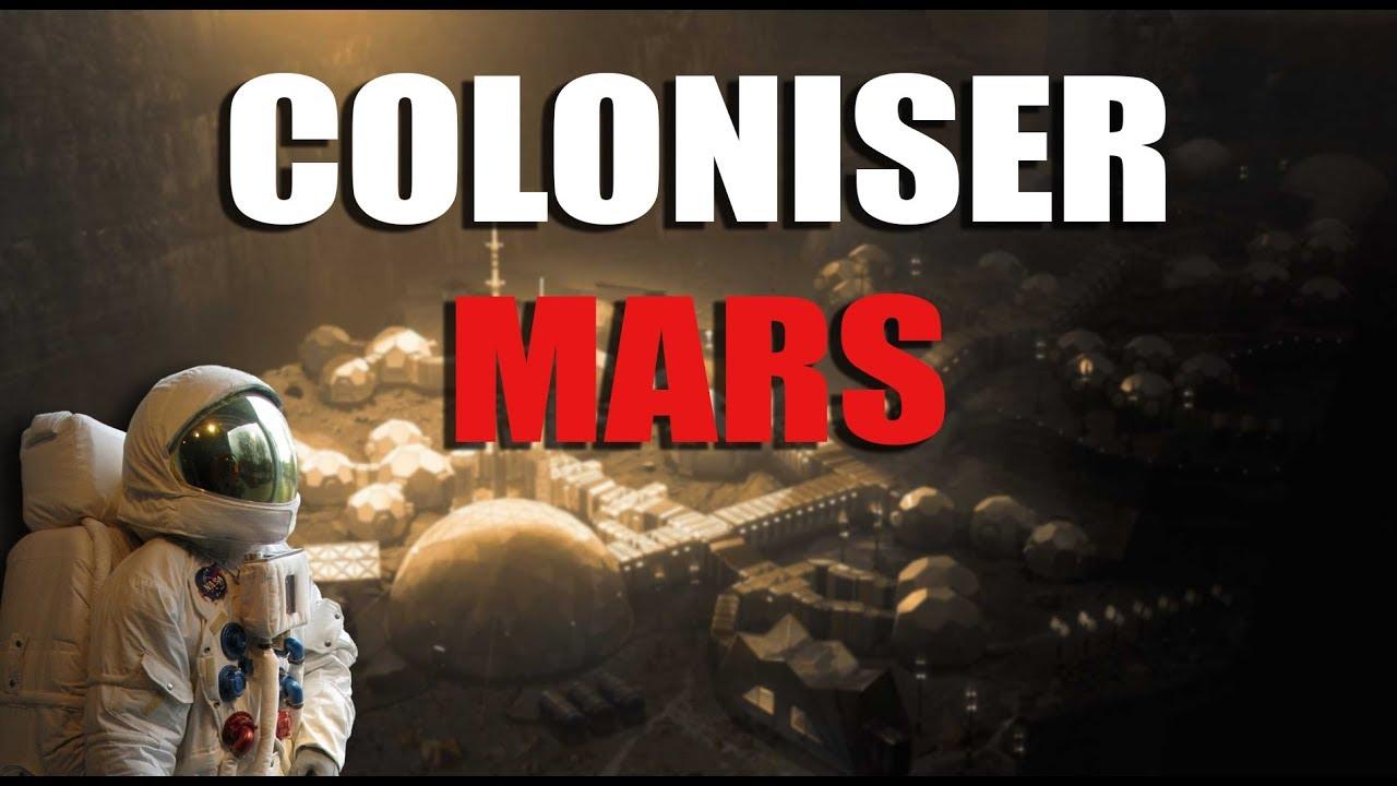 Coloniser MARS – Les Dossiers de l'Espace