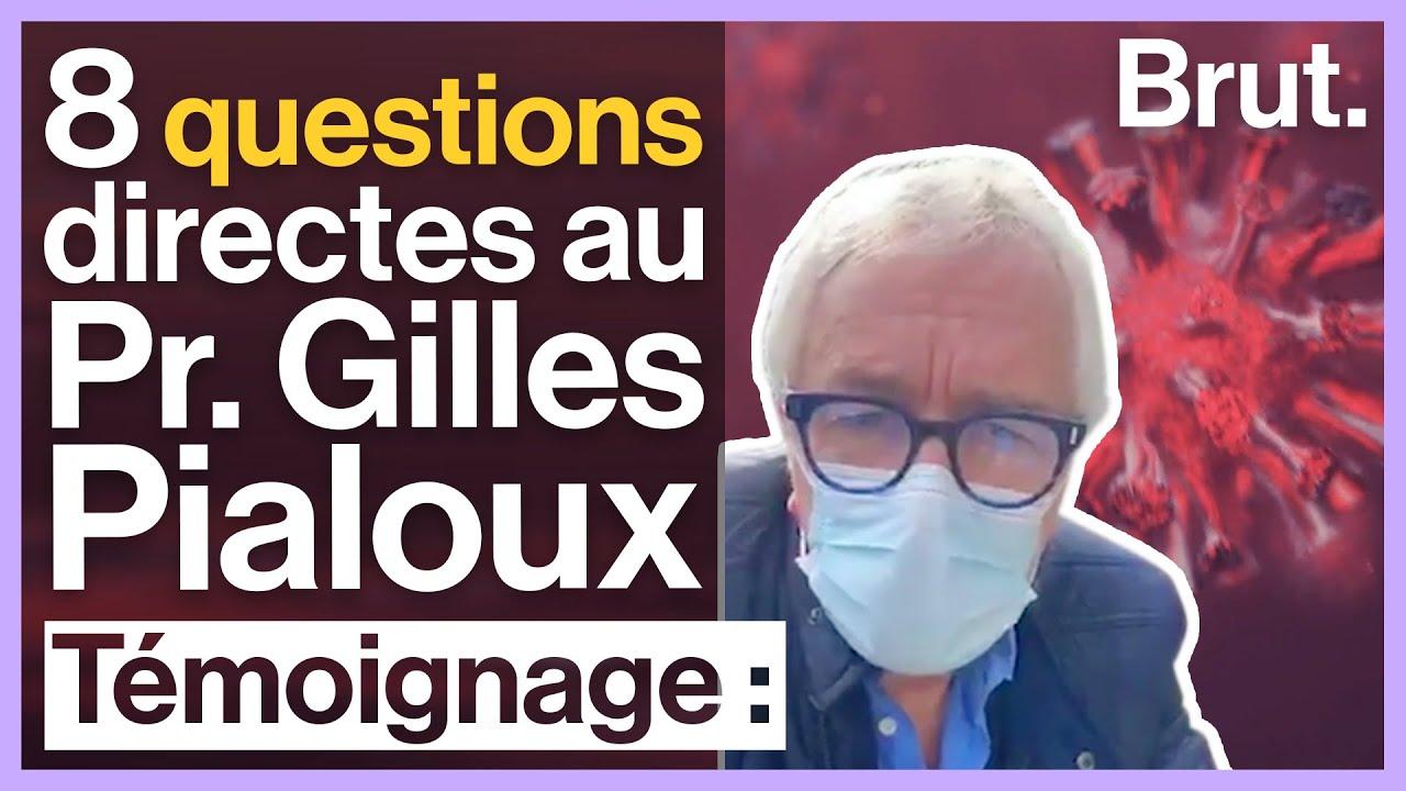 Coronavirus : 8 questions directes au Pr Gilles Pialoux