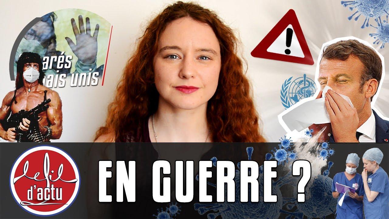 CORONAVIRUS : QUELLES MESURES FACE À L'ÉPIDÉMIE ?