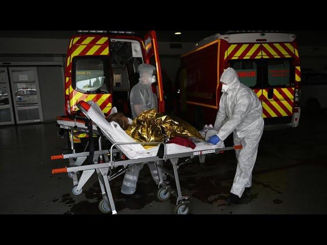 Coronavirus : un rapport au vitriol des pompiers dénonce la gestion de la crise