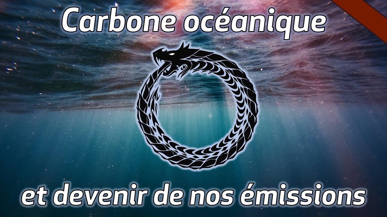 Cycle du carbone océanique et le devenir de nos émissions – CARBONE#2
