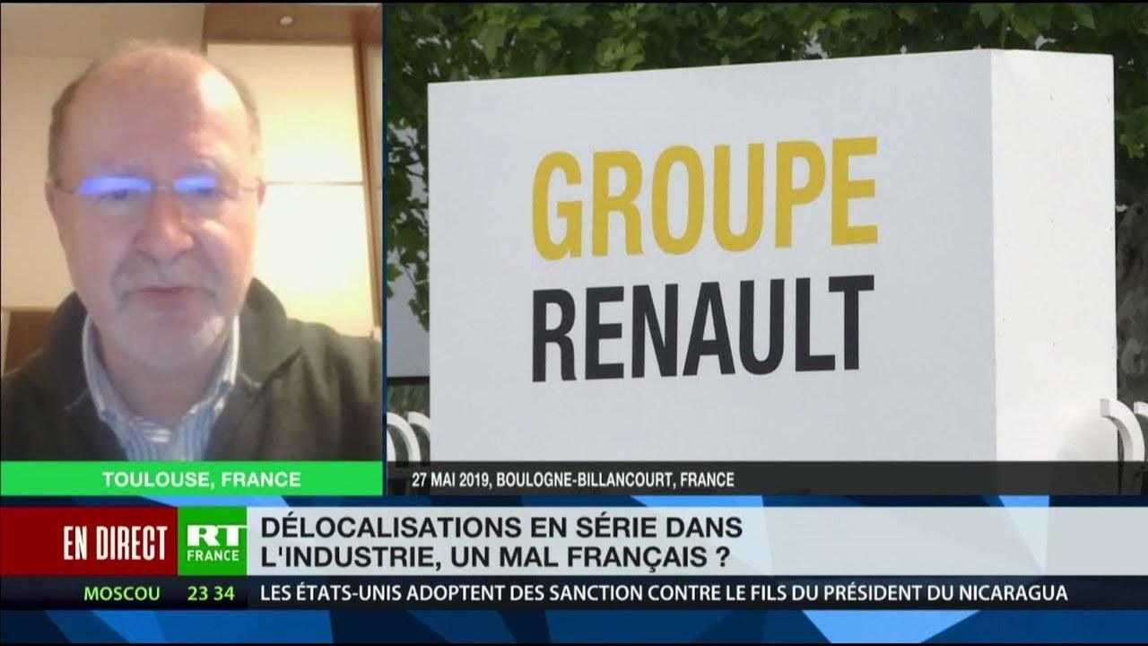 Délocalisations en série dans l'industrie, un mal français ?