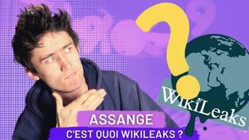 En fait, c'est quoi WikiLeaks ? | #freeAssange 1/5