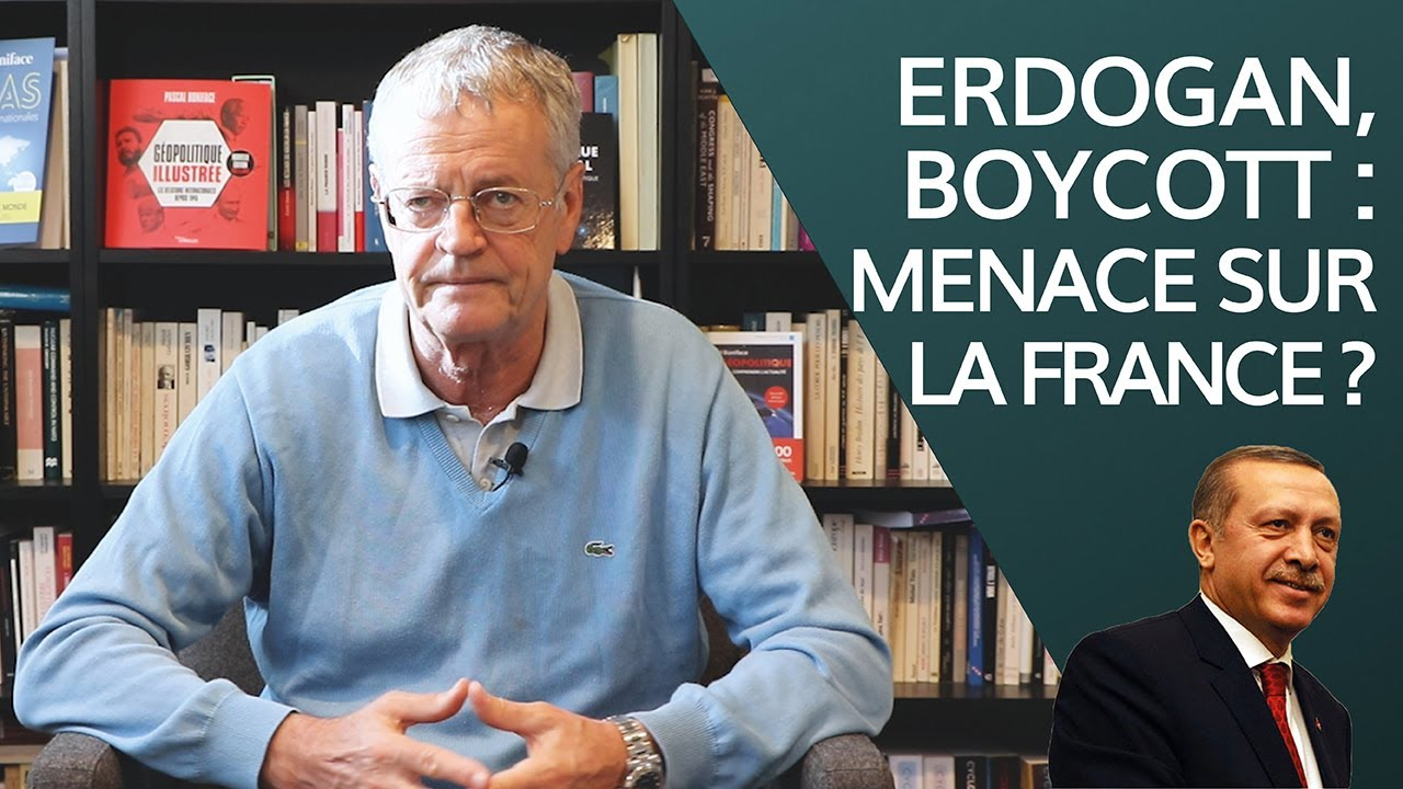 Erdogan, boycott : menace sur la France ?
