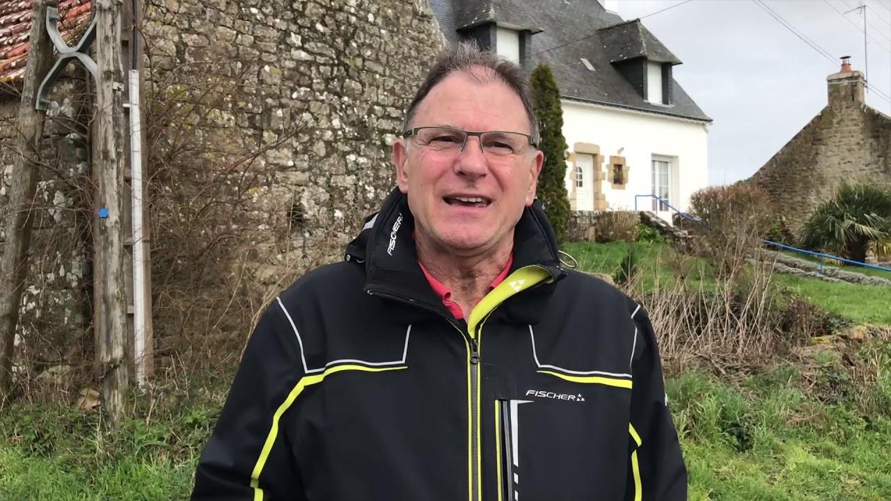 """Gérard Bigouin – candidat sur la liste citoyenne """"La Carnacoise"""""""