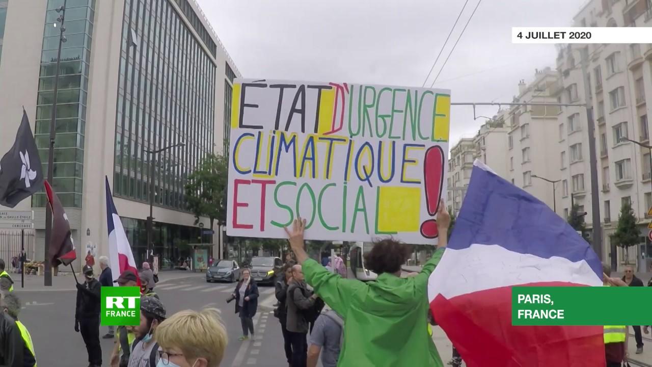 Gilets jaunes Acte 73 : une nouvelle journée de manifestations à Paris