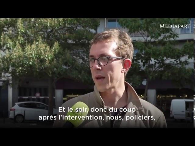 Infiltré dans la police, écoutez ce qu'il a vu