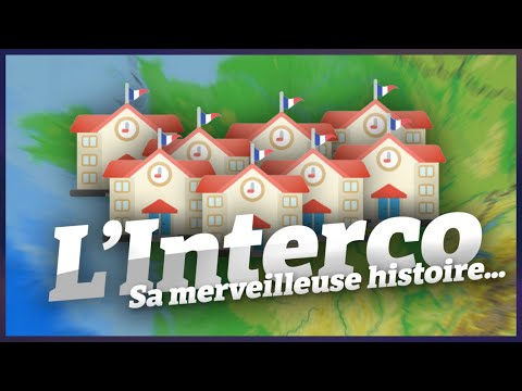 LA FABULEUSE HISTOIRE DE L'INTERCOMMUNALITÉ – Nos Territoâres