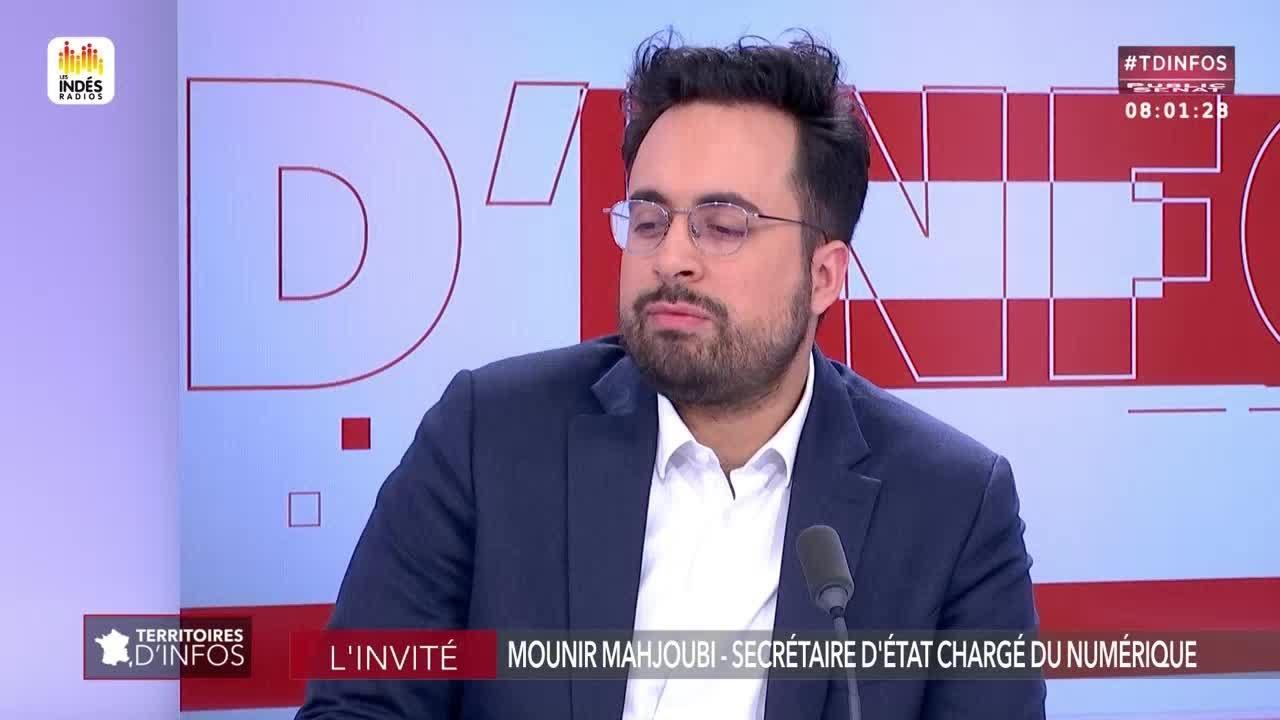 Invité : Mounir Mahjoubi – Territoires d'infos