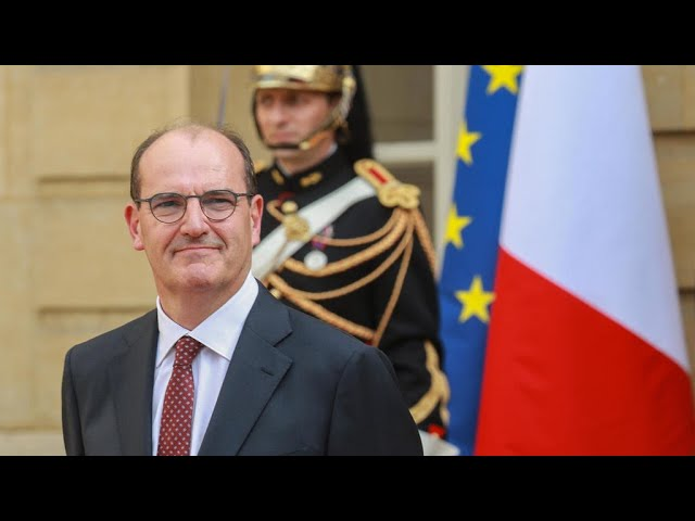 Jean Castex, Premier ministre : nouveau départ