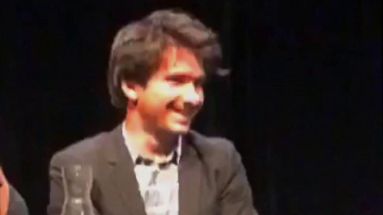 Juan Branco débat avec François Bégaudeau à Avignon