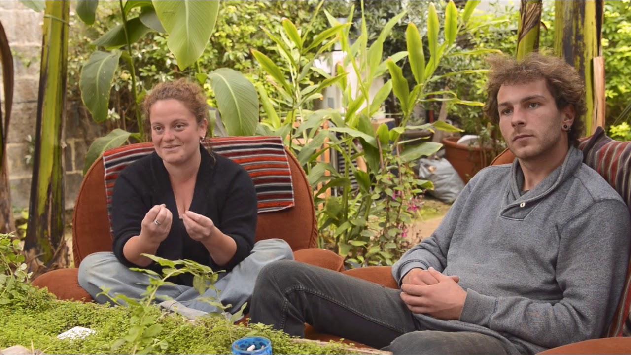 La Brandonnie, la permaculture comme mode de vie