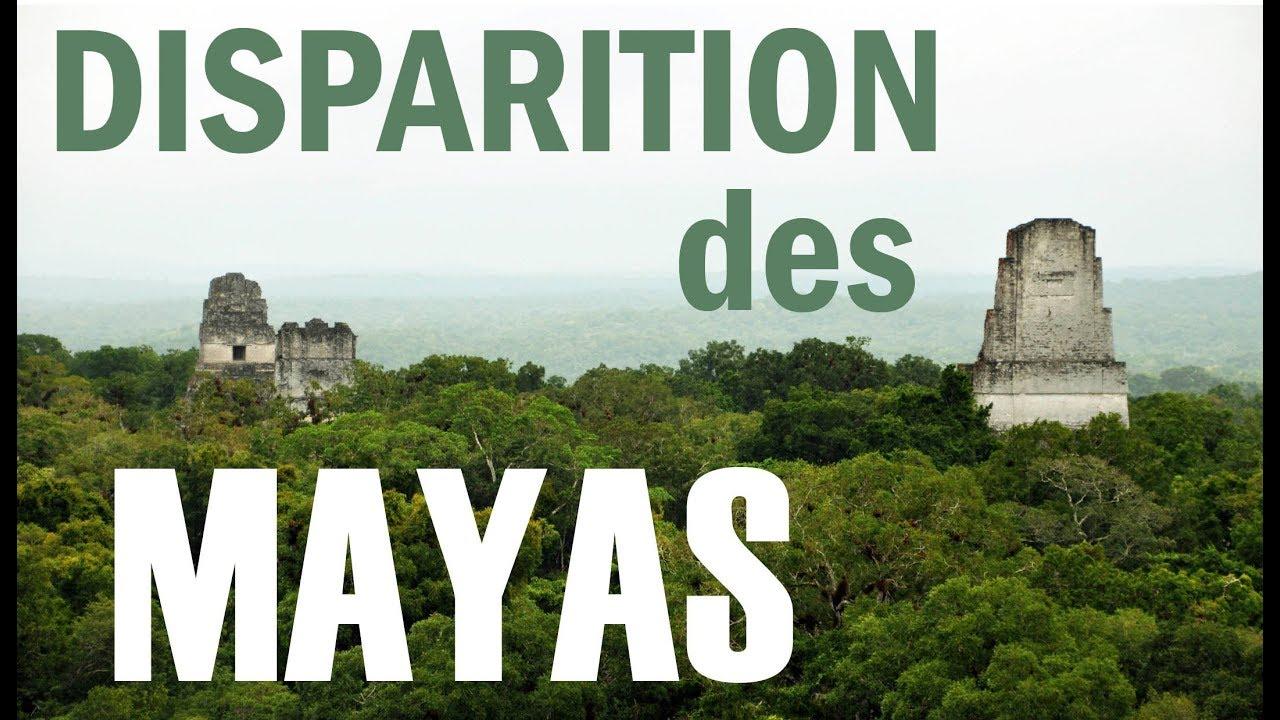 La disparition des Mayas / La minute nécessaire de Passé Sauvage #5