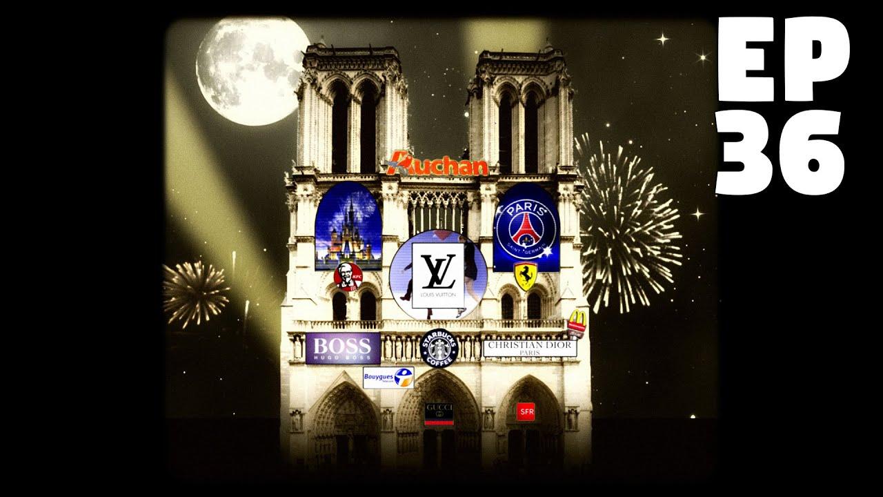 La France en marche EP36 – Notre Dame de Paris est éternelle et Macron est son berger [zapping]