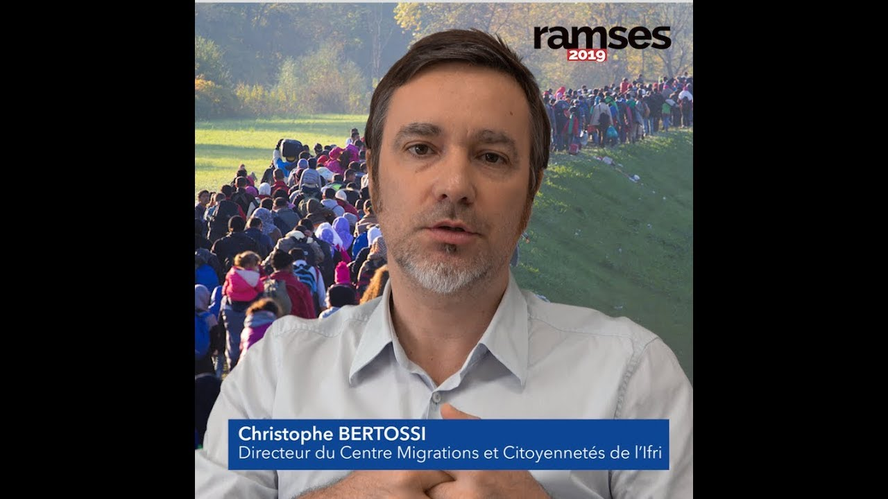 La nouvelle question migratoire en Europe – RAMSES 2019